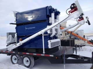 Portable Carter Indents with Augers