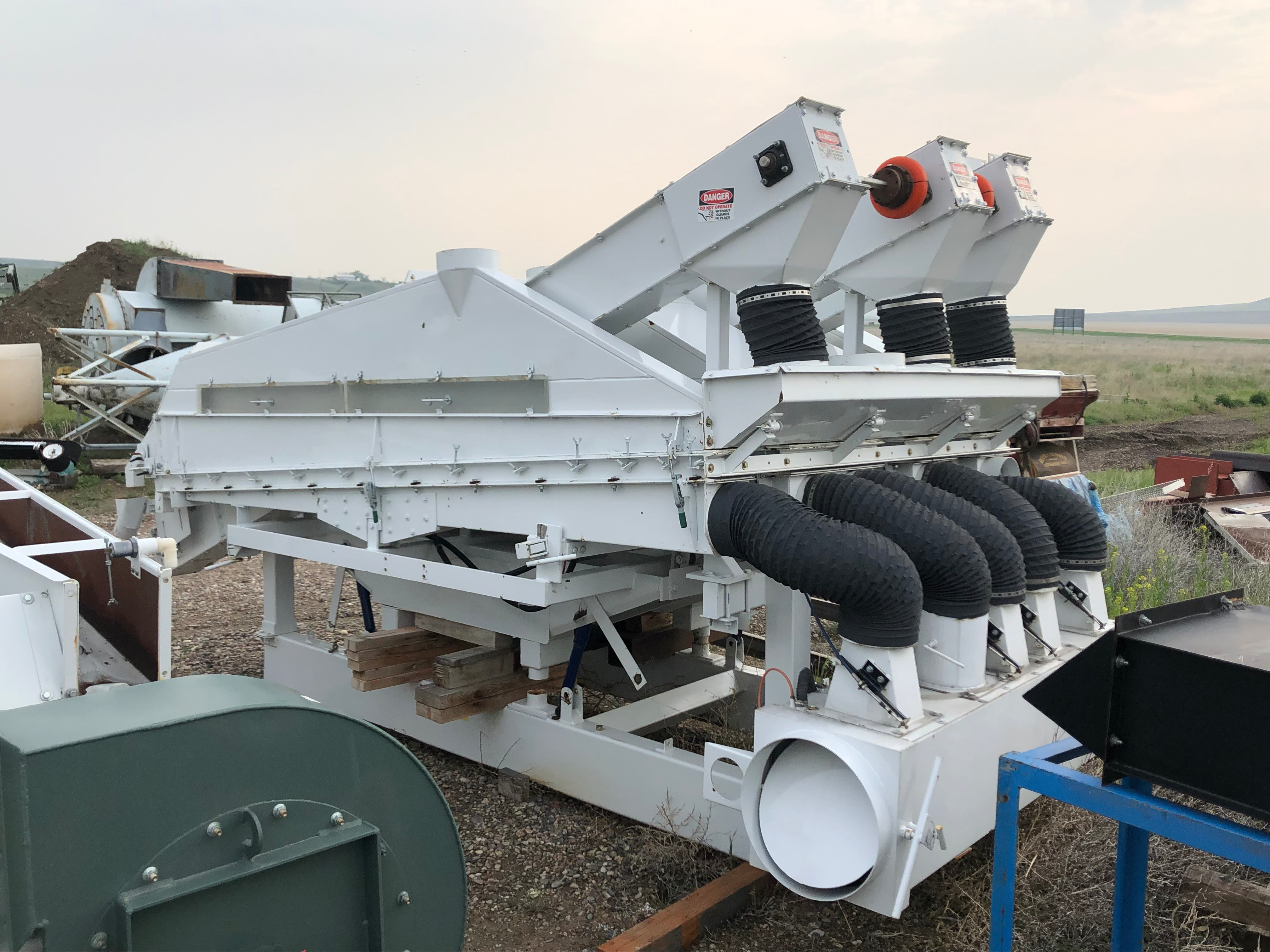 Used Equipment, Grain, Seed, Cleaning